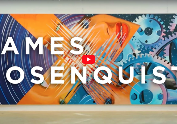 James Rosenquist: Four Decades