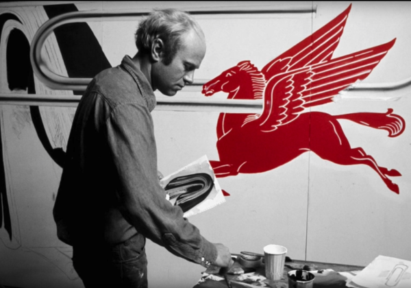 James Rosenquist: Art Students League