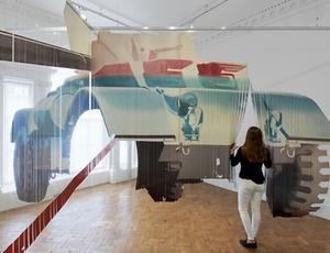 James Rosenquist: Visualizing the Sixties